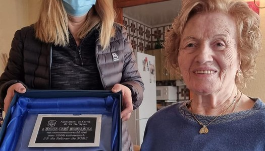 Centenari de Maria Camí