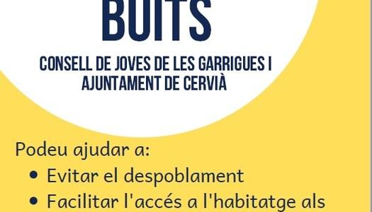 PROJECTE HABITATGES BUITS