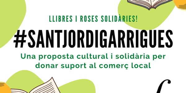 #SantJordiGarrigues