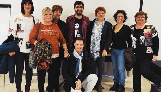 El Grup de Lectura present a la trobada comarcal de Borges