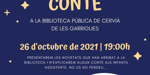 TORNA L'HORA DEL CONTE