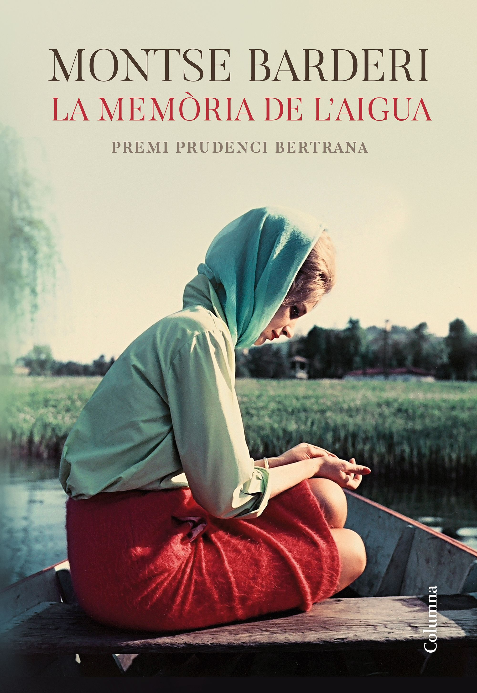 La memòria de l'aigua - Montse Barderi