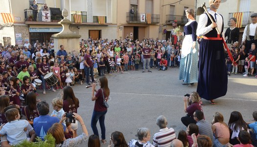 Festa Major Sant Isidre i Trobada Gegantera