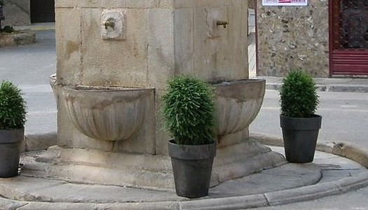 Font de la Plaça Major